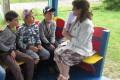 Наше нескучное лето — в «Росинке» нам некогда скучать ! Занятия социального педагога Натальи Фадеевой