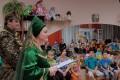 Царевна-Лягушка и Иван-Царевич в гостях у «Росинки»