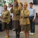 Концерт ко Дню Победы в КЦСОН «Радуга»