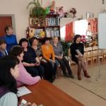 Очередное заседание методического объединения воспитателей СРЦ «Росинка»