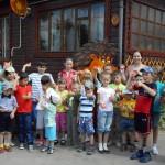 Медовый Спас — в гостях у семьи Топорковых