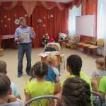 Встреча с ростовским поэтом Николаем Дормаковым